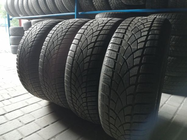 зима 235/60/R17 7мм Dunlop 4шт Зимняя резина