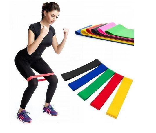 Максимальная эффективность! Фитнес резинки Fit Simplify для спорта