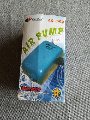 Compressor ar para aquario
