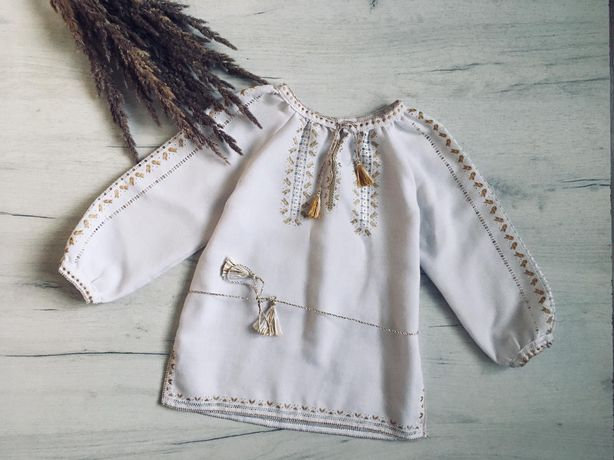 вышитая рубашка, вышиванка для девочки, вишита сорочка,вишиванка