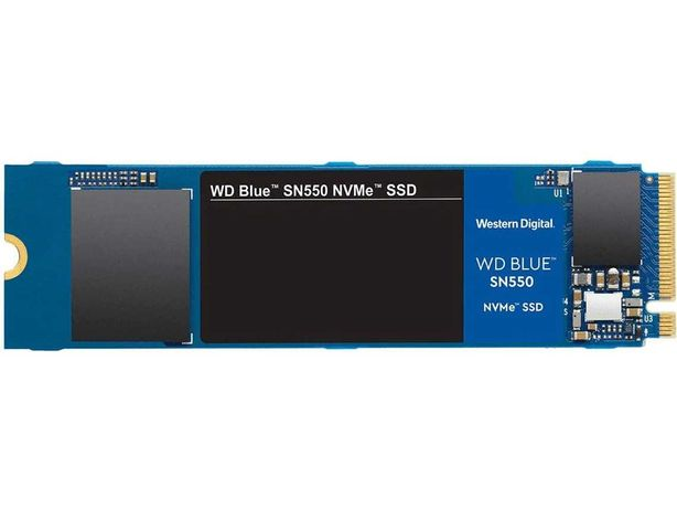 Disco SSD Interno WD Blue SN550 500gb