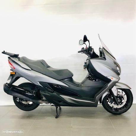 Suzuki Burgman  400-A