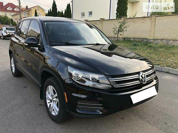 Volkswagen tiguan 4-4 Не Битый!200л.с.