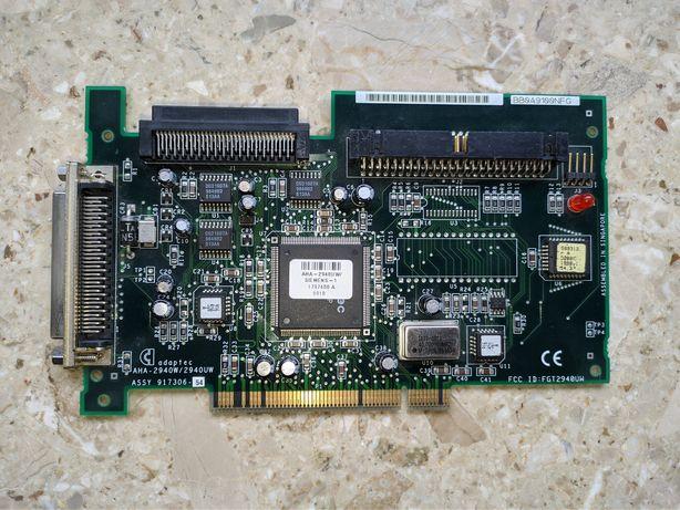 ADAPTEC AHA-2940UW/Siemens kontroler SCSI PCI