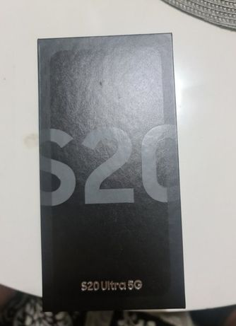 Samsung s20 ultra 5g 128Gb Black jak nowy idealny ! BEZ RAT !