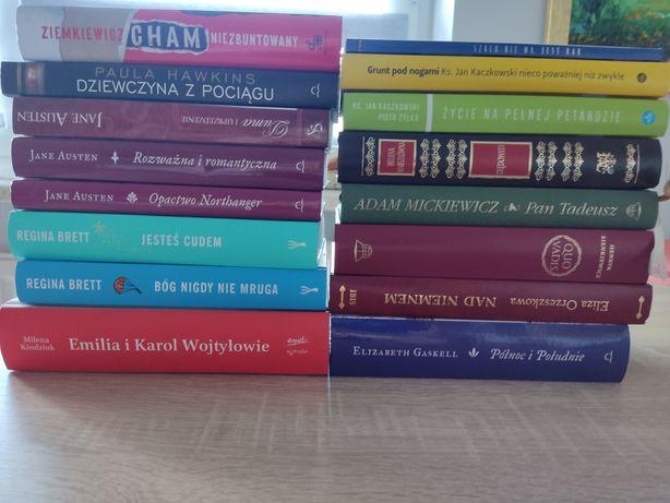 Literatura dla każdego - zestaw 16 książek