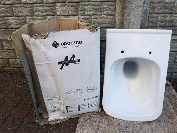 Nowe zawieszane miski toaletowe wc Opoczno Metropolitan!