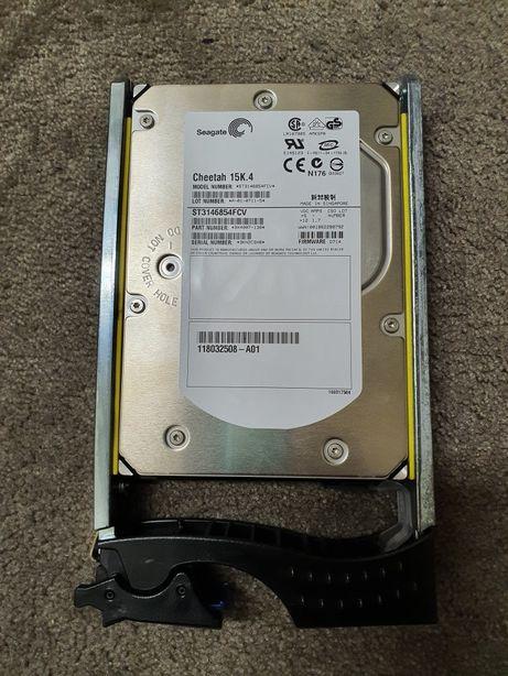 Серверный HDD Seagate Cheetah 15k.4 винчестер, жёсткий диск