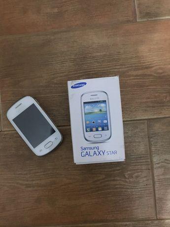 Samsung com carregador