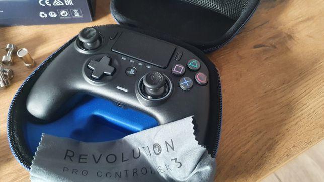 Pad do Ps4/Pc Nacon Revolution Pro Controller 3.Stan idealny Gwarncja