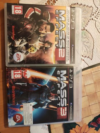 Mass Effect 2 i 3