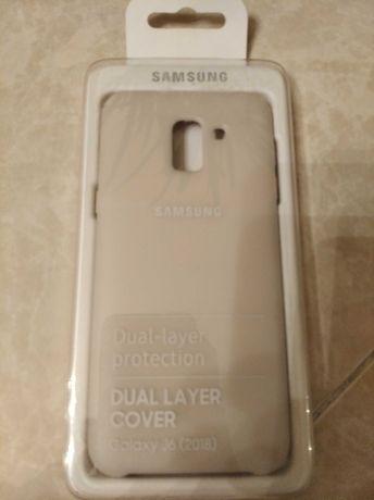 Samsung galaxy J6(2018) cover обложка, чехол. Оригинал 100 процентов.