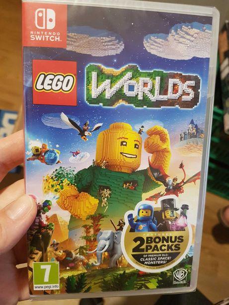 Lego Worlds Switch polska wersja nowa