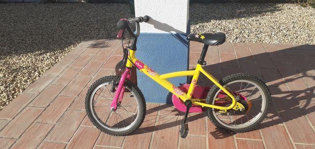 Bicicleta bTwin - menina