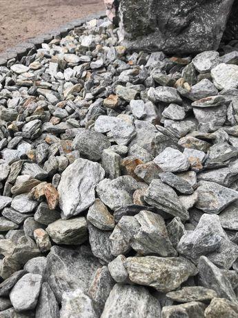 Kora kamienna SILVER NOWOŚĆ!!! kamień ogrodowy łupek grys