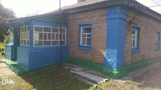 Продам дом! Трасса Киев-Харьков 156 км с.Велика Круча