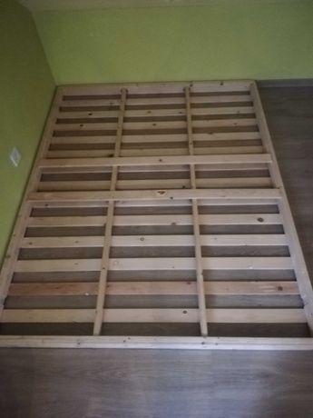 Stelaz na łóżko 160/200