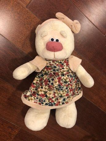 Мягкая кукла мишка 30 см