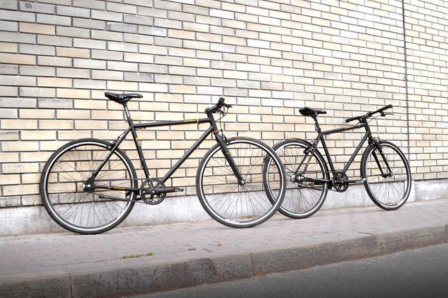 На ремне и втулке автомате Sram — новый городской велосипед Prophete