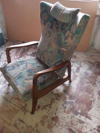 Fotel uszak rozkładany