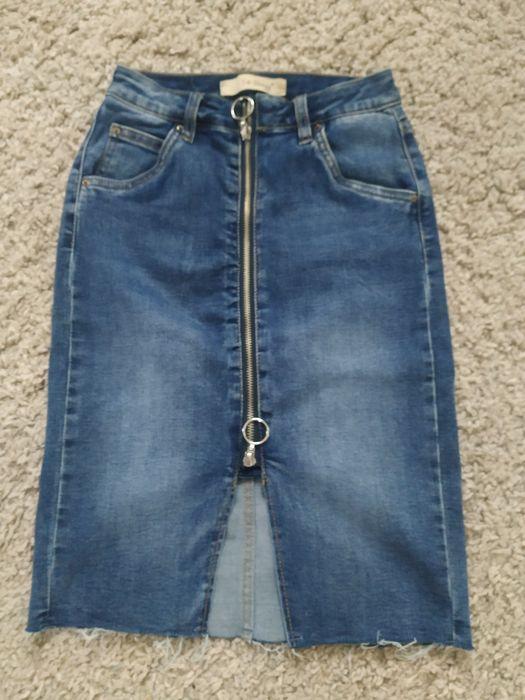 Спідничка джинсова Сварычев - изображение 1
