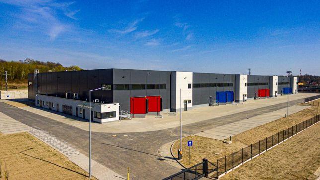 Hala/magazyn 1500 m2, Łódź (M1)