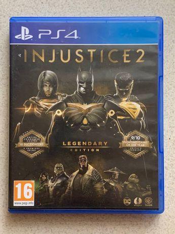 Продам игру Injustice 2 для PS4
