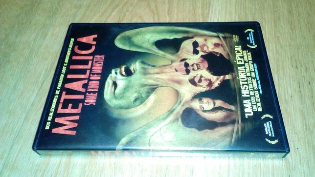 DVD Metallica Some Kind Of Monster duplo