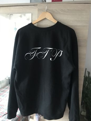 FTP fuck the population streetwear skate crewneck bluza