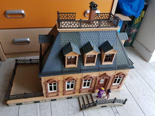 Playmobil 3505 duży dom wiktoriański piętro domek dla lalek ogromny