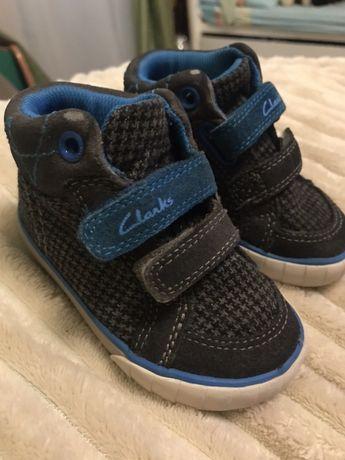 Clarks ботиночки, кроссовки