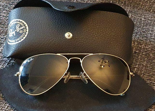 Oryginalne Ray Ban okulary słoneczne