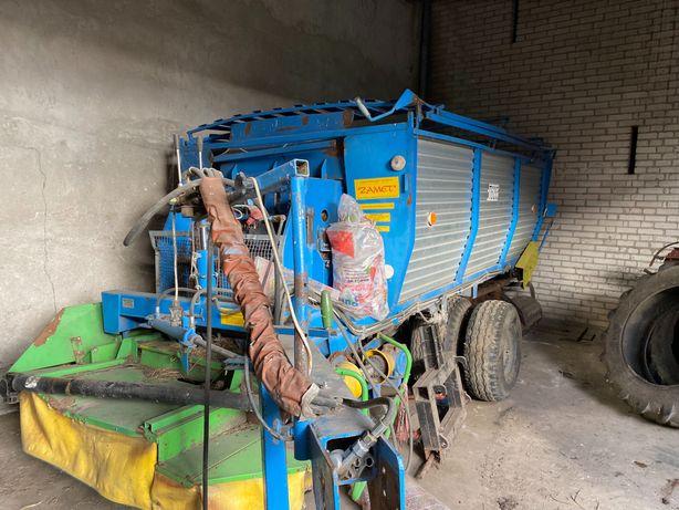 T635 ścinacz zielonek Zamet