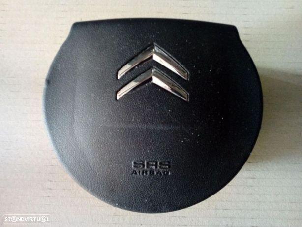 citroen C4 grand picasso airbag volante
