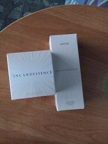 Perfumy damskie Incandessence plus woda w sprayu gratis