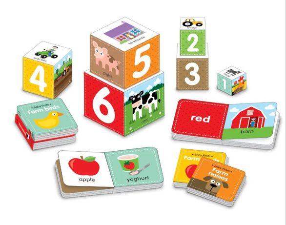 Книги для найменших baby firsts