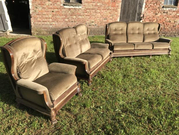 Wypoczynek sofa 3 2 1