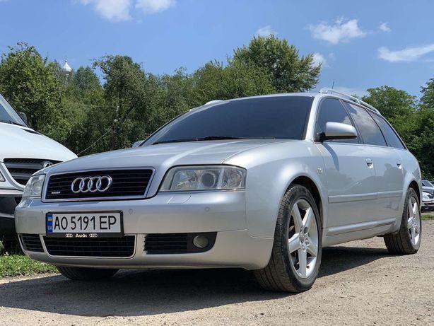 Audi A6 2.5tdi Quattro AT