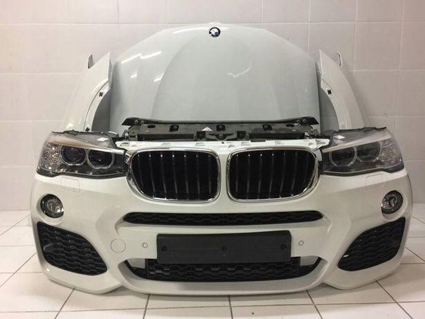 Крылья для BMW X3, фара и фонари, решетки радиатора бу из Европы