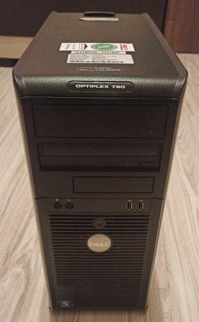 komputer stacjonarny INTEL Quad Geforce 9500GT  po serwisie WIFI