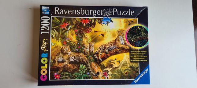 Puzzle Ravensburger 1200 Color Star line, lwy