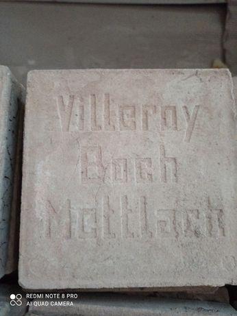 Kafelki Villeroy & Boch ~100 letnie