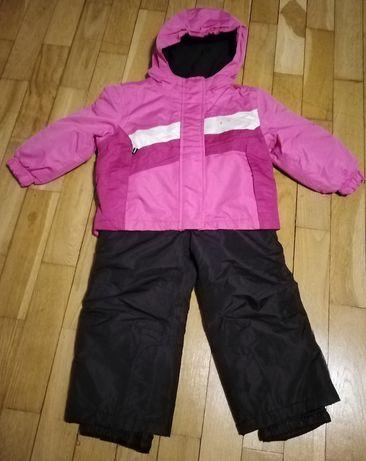 Zestaw spodnie i kurtka stan idealny