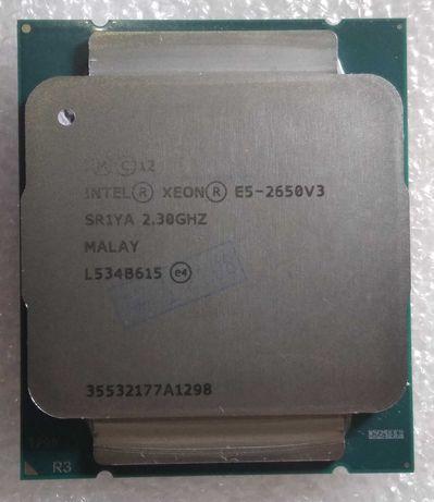 Intel Xeon E5 2650 v3 | 10(20) ядер | 2,3-3,0 GHz | Комплект 2011 3
