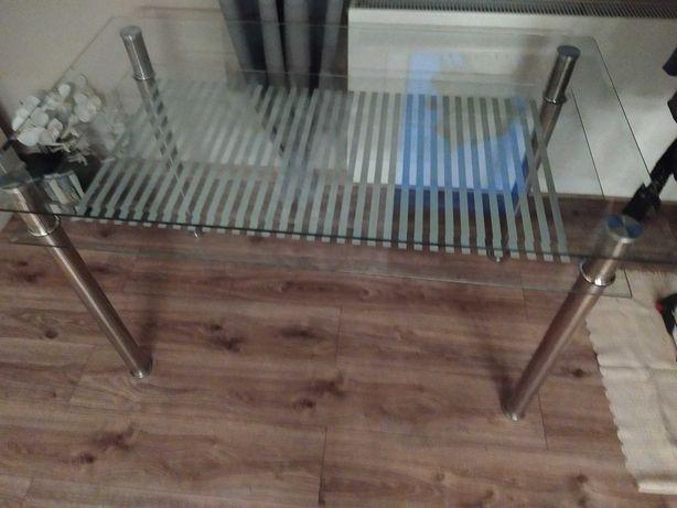 Szklany stół / podwójna szyba