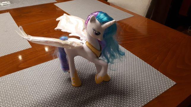My Little Pony Księżniczka Celestia grająca i mówiąca