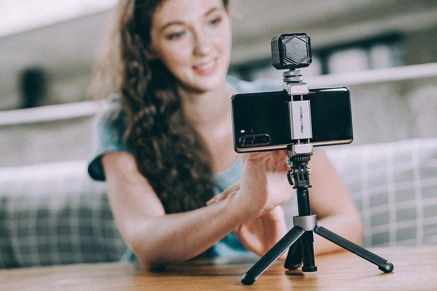 PGYTech - Pack Vlog para Smartphone - Novo - Portes Grátis