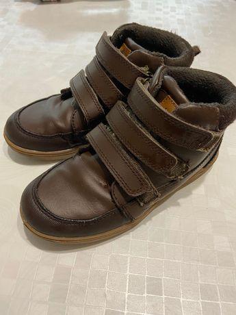 Продам кожаные ботинки Next