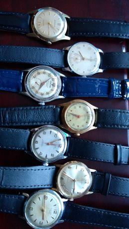 Stare zegarki mechaniczne polecam