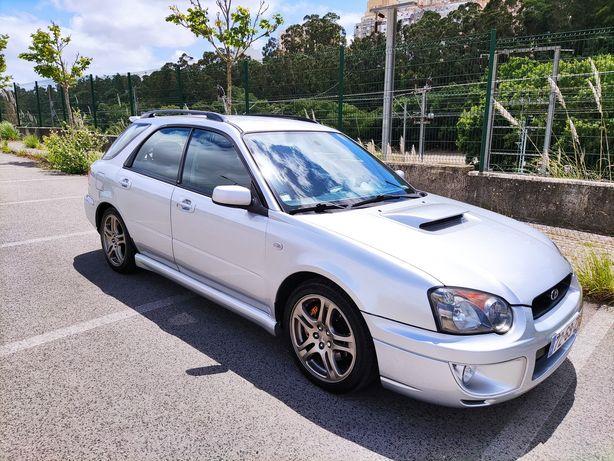 Subaru Impreza WRX 2.0T Wagon